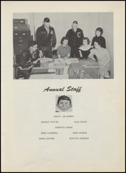 Page 9, 1959 Edition, Cheyenne High School - Bear Yearbook (Cheyenne, OK) online yearbook collection