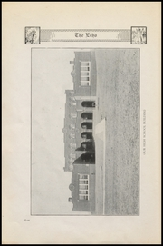 Page 10, 1922 Edition, Fort Cobb High School - Longhorn Yearbook (Fort Cobb, OK) online yearbook collection