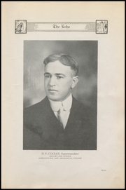Page 13, 1922 Edition, Fort Cobb High School - Longhorn Yearbook (Fort Cobb, OK) online yearbook collection