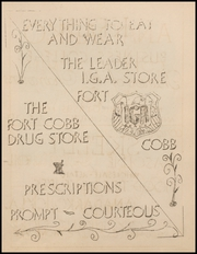 Page 89, 1940 Edition, Fort Cobb High School - Longhorn Yearbook (Fort Cobb, OK) online yearbook collection