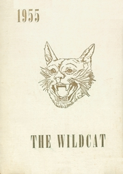 Page 1, 1955 Edition, Olive High School - Wildcat Yearbook (Drumright, OK) online yearbook collection