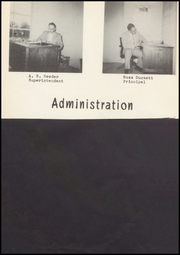 Page 10, 1955 Edition, Olive High School - Wildcat Yearbook (Drumright, OK) online yearbook collection
