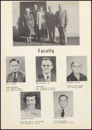 Page 12, 1955 Edition, Olive High School - Wildcat Yearbook (Drumright, OK) online yearbook collection