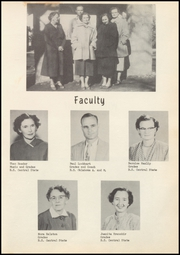 Page 13, 1955 Edition, Olive High School - Wildcat Yearbook (Drumright, OK) online yearbook collection