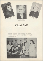 Page 14, 1955 Edition, Olive High School - Wildcat Yearbook (Drumright, OK) online yearbook collection
