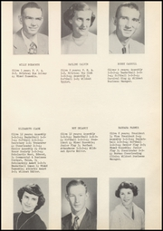 Page 17, 1955 Edition, Olive High School - Wildcat Yearbook (Drumright, OK) online yearbook collection