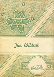 Page 1, 1959 Edition, Olive High School - Wildcat Yearbook (Drumright, OK) online yearbook collection