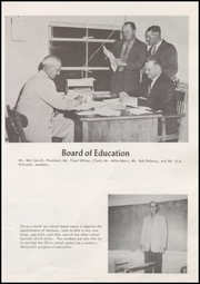 Page 11, 1959 Edition, Olive High School - Wildcat Yearbook (Drumright, OK) online yearbook collection