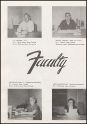 Page 12, 1959 Edition, Olive High School - Wildcat Yearbook (Drumright, OK) online yearbook collection