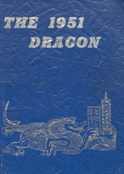 Dewar High School - Dragon Yearbook (Dewar, OK) online yearbook collection, 1951 Edition, Page 1