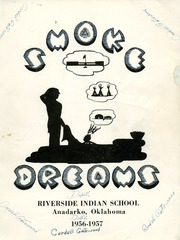 Page 1, 1957 Edition, Riverside Indian School - Smoke Dreams Yearbook (Anadarko, OK) online yearbook collection