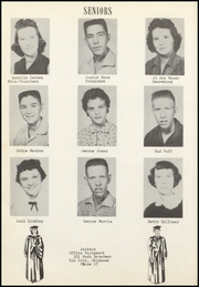 Page 16, 1957 Edition, Merritt High School - Oiler Yearbook (Elk City, OK) online yearbook collection