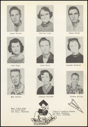 Page 17, 1957 Edition, Merritt High School - Oiler Yearbook (Elk City, OK) online yearbook collection