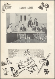 Page 6, 1957 Edition, Merritt High School - Oiler Yearbook (Elk City, OK) online yearbook collection