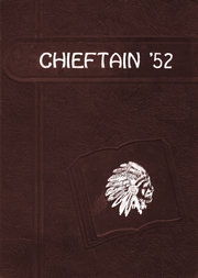1952 Edition, Smithville High School - Chieftain Yearbook (Smithville, OK)