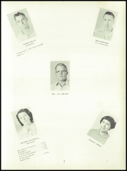 Page 13, 1955 Edition, Smithville High School - Chieftain Yearbook (Smithville, OK) online yearbook collection