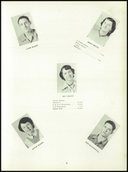 Page 15, 1955 Edition, Smithville High School - Chieftain Yearbook (Smithville, OK) online yearbook collection