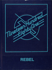Page 1, 1981 Edition, Silo High School - Rebel Yearbook (Durant, OK) online yearbook collection