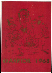 1968 Edition, Alice Robertson Junior High School - Warrior Yearbook (Muskogee, OK)