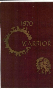 1970 Edition, Alice Robertson Junior High School - Warrior Yearbook (Muskogee, OK)