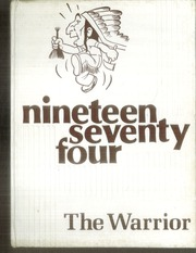 1974 Edition, Alice Robertson Junior High School - Warrior Yearbook (Muskogee, OK)