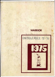 1975 Edition, Alice Robertson Junior High School - Warrior Yearbook (Muskogee, OK)