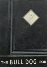 1938 Edition, Cement High School - Bulldog Yearbook (Cement, OK)