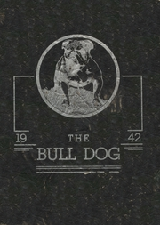 1942 Edition, Cement High School - Bulldog Yearbook (Cement, OK)