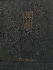 1947 Edition, Cement High School - Bulldog Yearbook (Cement, OK)
