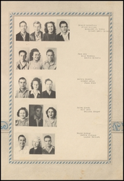 Page 15, 1947 Edition, Cement High School - Bulldog Yearbook (Cement, OK) online yearbook collection