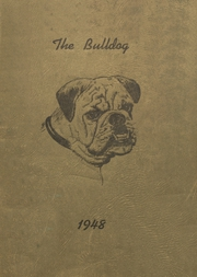 1948 Edition, Cement High School - Bulldog Yearbook (Cement, OK)