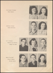 Page 13, 1948 Edition, Cement High School - Bulldog Yearbook (Cement, OK) online yearbook collection