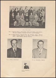 Page 9, 1948 Edition, Cement High School - Bulldog Yearbook (Cement, OK) online yearbook collection