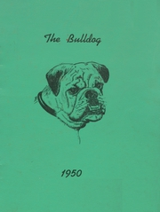 1950 Edition, Cement High School - Bulldog Yearbook (Cement, OK)
