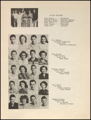 Page 13, 1951 Edition, Cement High School - Bulldog Yearbook (Cement, OK) online yearbook collection