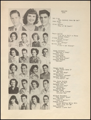 Page 7, 1951 Edition, Cement High School - Bulldog Yearbook (Cement, OK) online yearbook collection