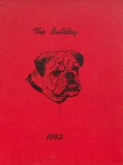 1952 Edition, Cement High School - Bulldog Yearbook (Cement, OK)