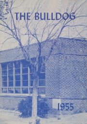 1955 Edition, Cement High School - Bulldog Yearbook (Cement, OK)