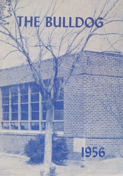 1956 Edition, Cement High School - Bulldog Yearbook (Cement, OK)