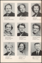 Page 10, 1957 Edition, Cement High School - Bulldog Yearbook (Cement, OK) online yearbook collection