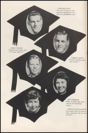 Page 14, 1957 Edition, Cement High School - Bulldog Yearbook (Cement, OK) online yearbook collection