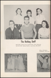 Page 6, 1957 Edition, Cement High School - Bulldog Yearbook (Cement, OK) online yearbook collection