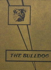 1959 Edition, Cement High School - Bulldog Yearbook (Cement, OK)