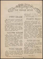 Page 14, 1940 Edition, Achille High School - Echo Yearbook (Achille, OK) online yearbook collection
