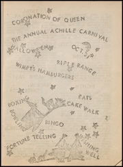Page 15, 1940 Edition, Achille High School - Echo Yearbook (Achille, OK) online yearbook collection