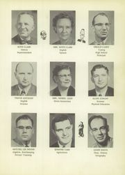 Page 11, 1957 Edition, Sterling High School - Tiger Yearbook (Sterling, OK) online yearbook collection