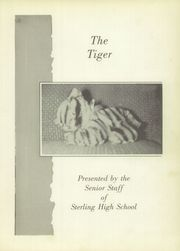 Page 5, 1957 Edition, Sterling High School - Tiger Yearbook (Sterling, OK) online yearbook collection