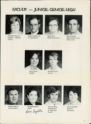 Page 13, 1979 Edition, Sterling High School - Tiger Yearbook (Sterling, OK) online yearbook collection