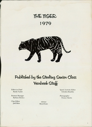 Page 5, 1979 Edition, Sterling High School - Tiger Yearbook (Sterling, OK) online yearbook collection