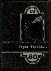 1980 Edition, Sterling High School - Tiger Yearbook (Sterling, OK)
